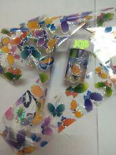 HOT Nail Art Transfer Foil Nail Sticker Polish Decal Tip Decoration Easy DIY C06