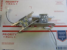 Whelen Lfl Liberty Patriot Spalf1 Lr11 Super Led Alley Lights Pair With Brackets