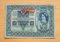 AUSTRIA 1000 KRONEN 1902 *fw 015