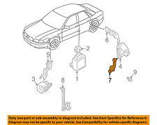 AUDI OEM 97-03 A8 Quattro 4.2L-V8 Ride Control-Connector Rod 4D0941299