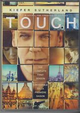 Touch: The Complete First Season (DVD, 2014, 3-Disc Set)