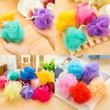 Colored Bath Ball BathTowel Bathroom Cleaning Supplies Take Bath Rub Back