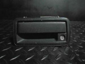 1999 Oldsmobile Bravada Front Drivers Exterior Door Handle