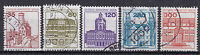 Berlin Mi.Nr.:673-7 gestempelt,  ohne 647 CD