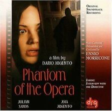 Ennio Morricone: The Phantom of the Opera (New/Sealed CD))