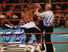 Mike Tyson RP 8x10 Sorry But You Should not Had Head Butt Me PP