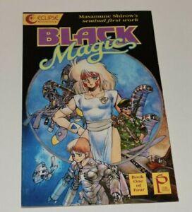 Eclipse Comics Black Magic Masamune Shirow Book One of Four NM