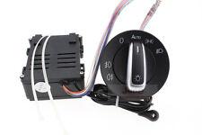 Auto Headlight Sensor+VW OEM Headlight Switch For GOLF JETTA 4 POLO 6R PASSAT B5