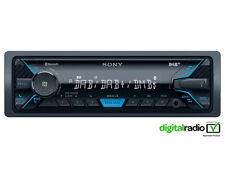 Sony DSX-A500BD Aux USB MP3 Android iPod iPhone Bluetooth DAB Car Stereo -REFURB