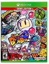 Super Bomberman R - Xbox One Shiny Edition* FACTORY SEALED* FREE US SHIPPING*