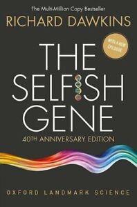 The Selfish Gene: 40th Anniversary edition (Oxford Landma... by Dawkins, Richard