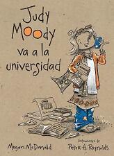 Judy Moody va a la Universidad by Megan McDonald (2009, Paperback)