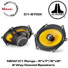 "JL Audio C1-570X - C1 5""x7""/6""x8"" (125x180 mm) 2 WAY COAXIAL Porte Haut-parleurs 225 W"