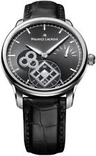 Maurice Lacroix Masterpiece Square Wheel  MP7158-SS001-301 Neu OVP UVP 9990 Euro
