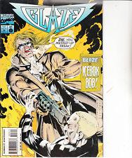 Blaze-Issue 3-Marvel Comics  1994-Comic
