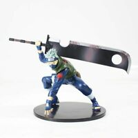 Anime Naruto Shippuden Hatake Kakashi Action Collectible Model PVC Figure Toys