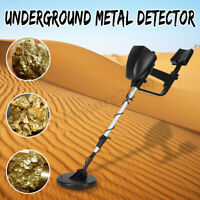 Waterproof Metal Detector Gold Digger Ground Hunter Finder Deep Sensitive Search