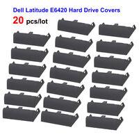 20 Pcs Laptop Hard Drive Caddy Covers For Dell Latitude E6320 E6420 E6520 Screws