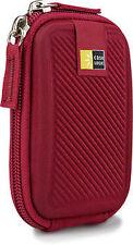 Case Logic ECC-101 Digital Compact Camera Case in Amaranth PINK (UK Stock)