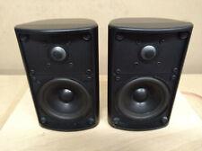 CANTON Plus X  2-Wege-Kompaktlautsprecher 80Watt für Surround und Stereo TOP