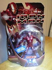 Marvel Iron Man Movie Mark 03 Repulsor Red Prototype Target Only 2008 NEW