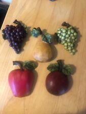 Vintage Fruit 5 Piece