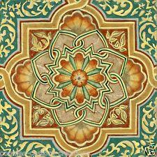 Antique Jade Artistic Tile Kitchen Bath Backsplash Ceramic Border Custom Accent
