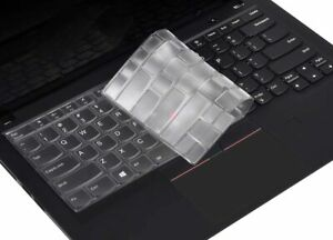 for Lenovo ThinkPad X1 Carbon 7th/6th/5th 14 Inch 2020-2 Clear Keyboard Cover
