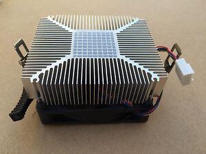 20 x AMD Lo-noise CPU Cooler for AMD FM2/FM1/AM3/AM2/AM2+ A4/A6/A8 CPU 65W