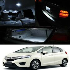 14-15 Honda Fit Jazz Xenon LED Bulb Full Package QTY= 6 (Map Trunk Dome Plate)