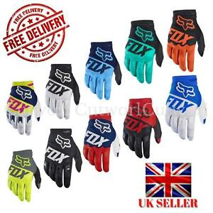 NEW FOX Gloves Racing Motorcycle Gloves Cycling Bicycle TMD MTB Bike Riding