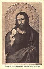 BR70758 el salvador Jesus juan de  joanes painting valencia postcard  spain