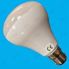 8x 6W R80 LED Low Energy Instant On Reflector Spot Light Bulb Bayonet BC, B22