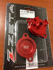 tappo filtro olio CRF250R 10 11 12 13 14 15 16 ZE90-1063 XETA oil filter cover