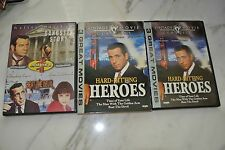 Lot of 2 DVD total of 5 movies HARD-HITTING HEROES 3 + Ganster Story Bear Devil