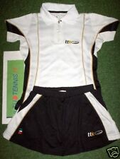 Completo tennis TTK  MIME WHITE DONNA- SPED. INCLUSA