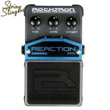 More details for rocktron reaction chorus effects pedal.