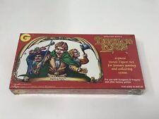 1983 Dungeons & Dragons Figures Grenadier Dragon Lords Halfling Party HTF Rare
