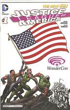 Justice League Of America #1 Wondercon Variant Geoff Johns, David Finch Dc
