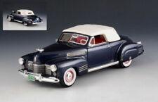 Articoli di modellismo statico blu per Cadillac scala 1:43