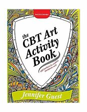 The CBT Art Activity Book: 100 illustrated handouts for creativ... Free Shipping