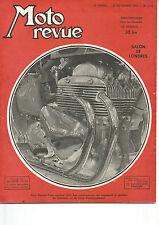 MOTO REVUE N°1.112EARL COURT 52 / 350 BSA GOLD STAR / HOREX REGINA / BERNARDET