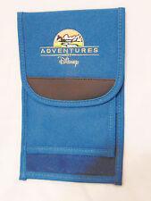 Adventures By Disney Embroidered Travel Wallet Ticket Holder Passport Money