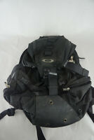 OAKLEY Rare Vintage Collector Military Tactical New 2.0 Backpack Black