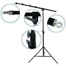 Photography Studio Hair Light Boom Arm Stand Lighting Kit Easy Set Up Stand