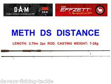 DAM EFFZETT METH DS DROP SHOT DISTANCE ROD FOR SEA GAME COARSE FISHING LURES