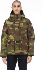 CANADA GOOSE MAITLAND CAMO COAT Jacket Style 4550M Size M NEW SHIP WORLDWIDE