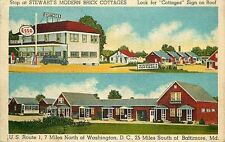 Collectible Gas Station Postcards