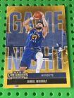 PANINI NBA CONTENDERS 2021 GAME NIGHT CARD #14 JAMAL MURRAY Denver NuggetsTrading Card Sammlungen & Lots - 261329
