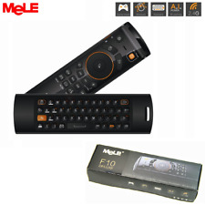 Mele F10 Deluxe Wireless Keyboard Air Mouse RF + IR Remote Control For TV PC Box